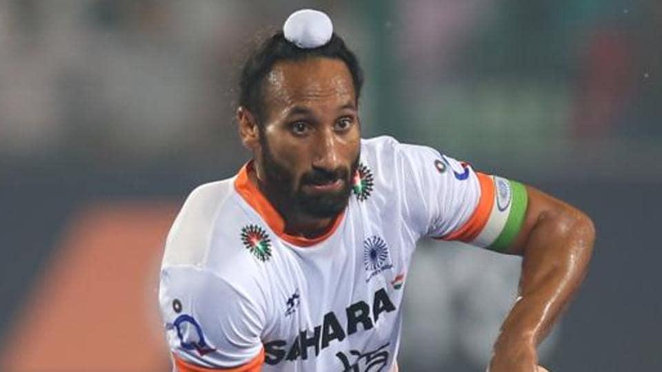 Sardar Singh,Hockey India,Rajiv Gandhi Khel Ratna Award