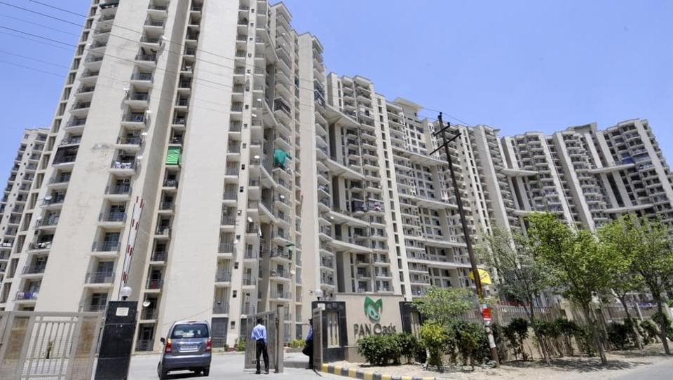 PAN Oasis,realty,delay in flats