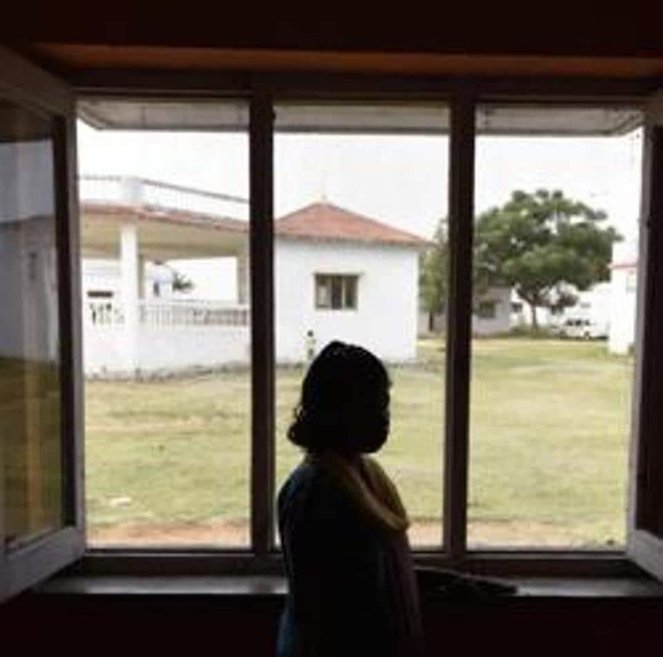 Human trafficking,tribal,minor girls