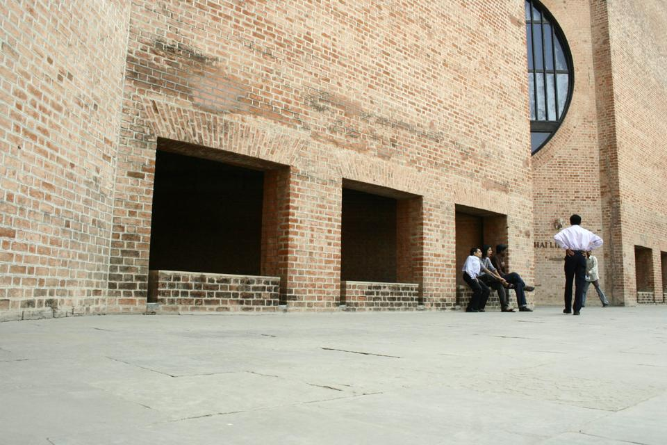 HRDminister Prakash Javadekar has called the Indian Institutes of Management (IIM) bill a 'historic step' as it would give freedom and autonomy to all IIMs. Pictured here: IIMAhmedabad