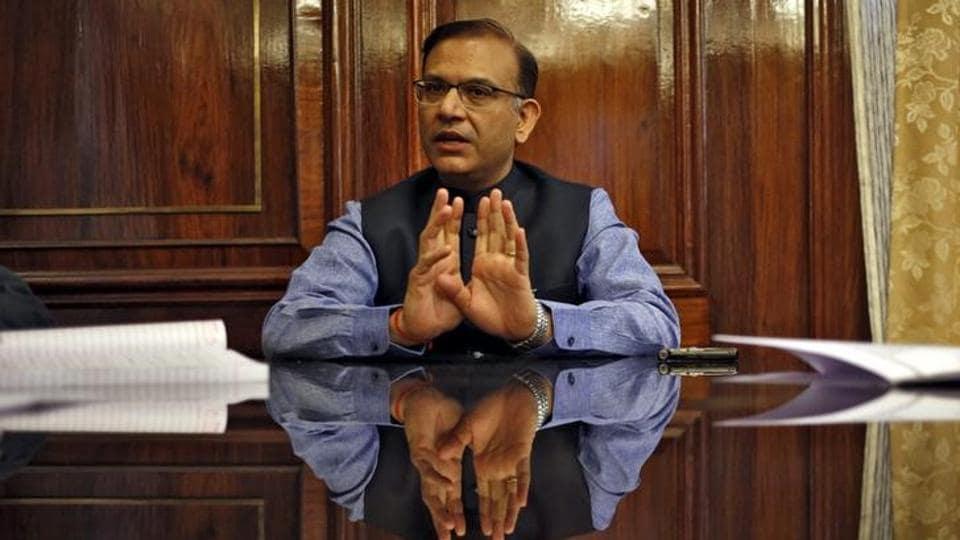 BJP workers,Jayant Sinha,Unemployment