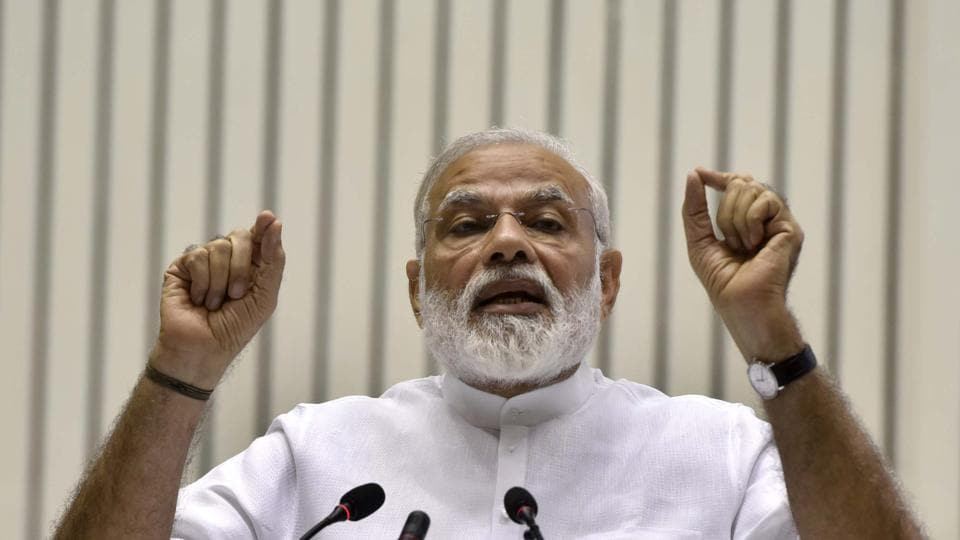Prime Minister Narendra Modi is an effective communicator and often comes up with acronyms to make his point.