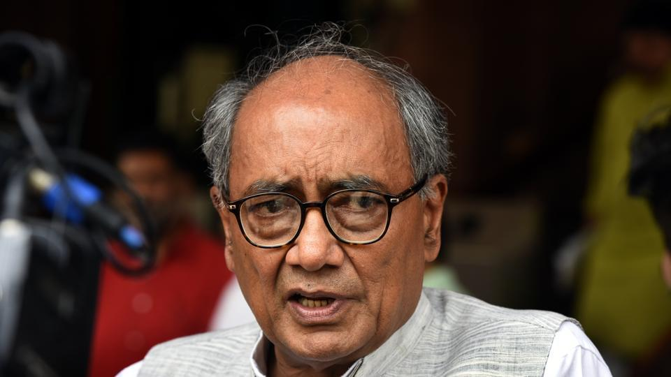Congress general secretary Digvijaya Singh is known for his controversial statements.