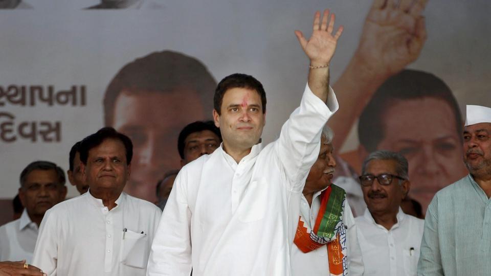 Rahul Gandhi,Congress,Congress vice president