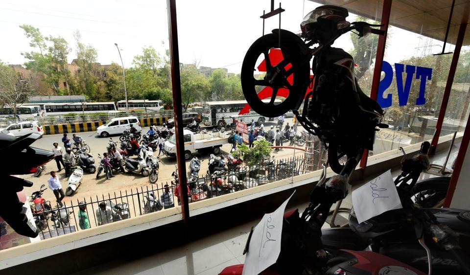 TVS Motor,BMW Motorrad,TVS Apache