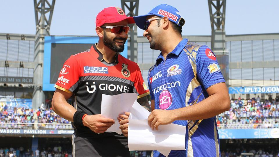 Live streaming of Monday's IPL 2017 match between Mumbai Indians vs Royal Challengers Bangalore at Wankhede Stadium is available online. MI are second in the points table while RCB are seventh. RCB are batting first after winning the toss.
