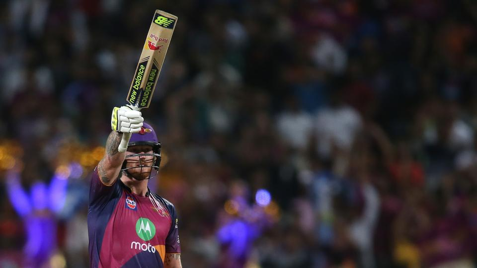 Ben Stokes slammed a century as Rising Pune Supergiant defeated Gujarat Lions by five wickets. Get full scorecard of Rising Pune Supergiant vs Gujarat Lions here.