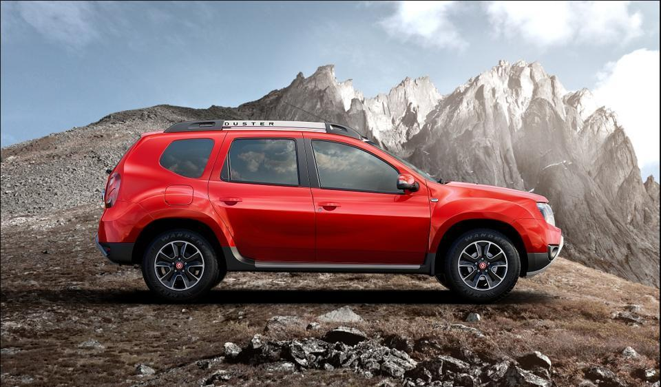 Renault India,Renault Duster,Duster CVT
