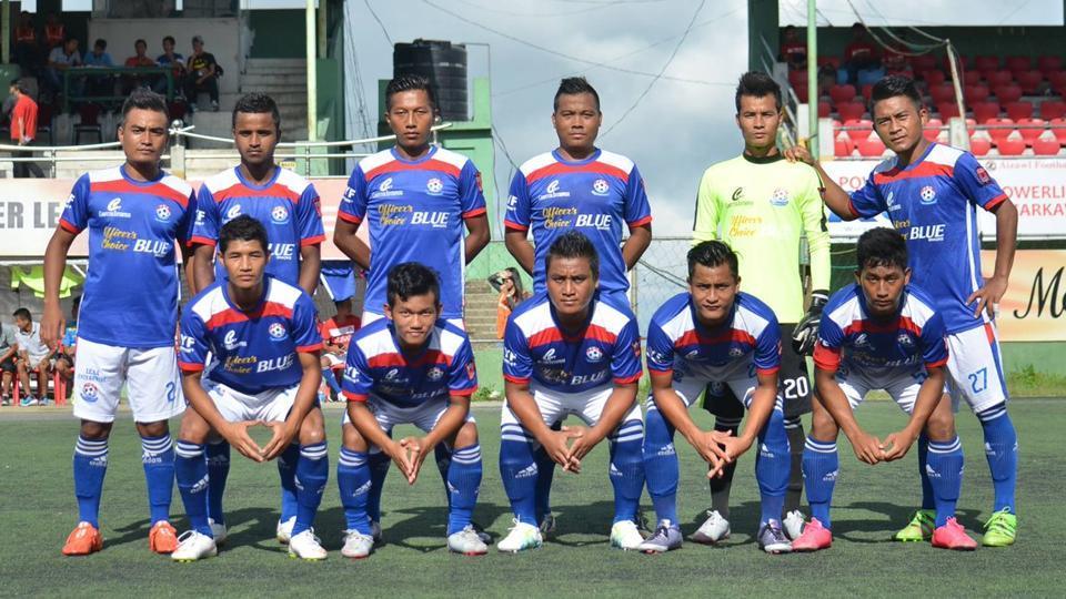 Aizawl FC,I-League,I-League champions