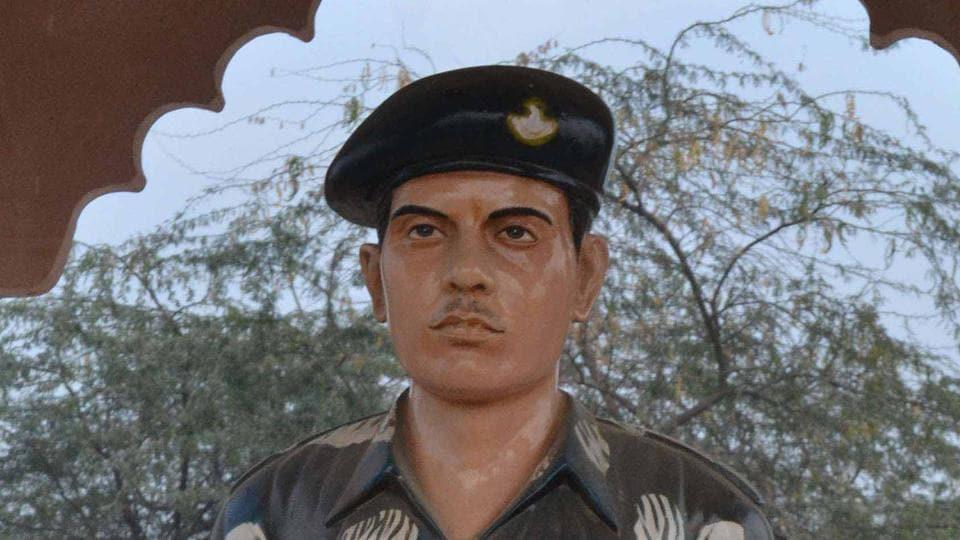 Lance Naik Hemraj,Indo-Pak border,Sher Nagar village