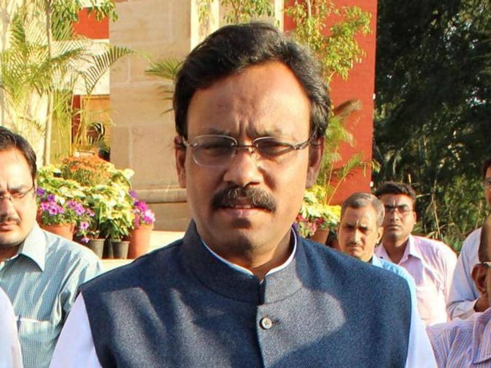 education minister Vinod Tawde
