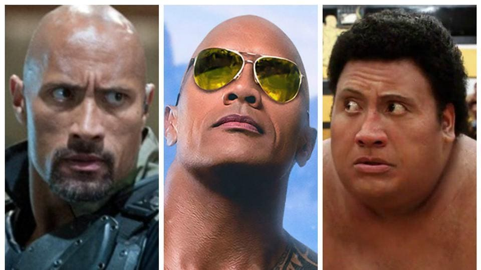 Dwayne Johnson,The Rock,The Rock Movies