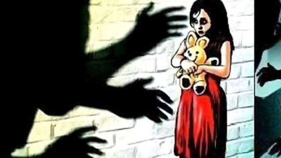 The girl's father had already lodged a complaint and an FIR of rape and under the provision of Protection of Children from Sexual Offences Act was filed.
