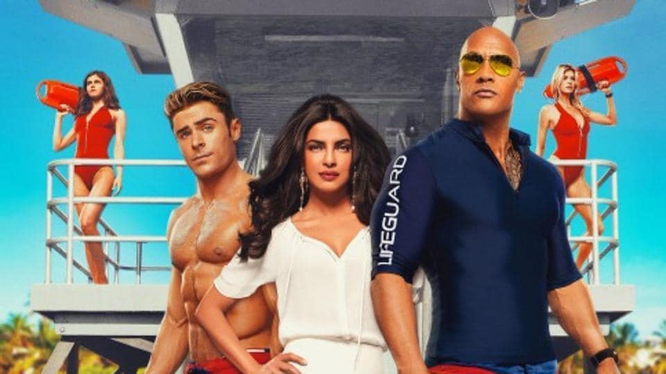 Priyanka Chopra is playing a negative character in Baywatch.