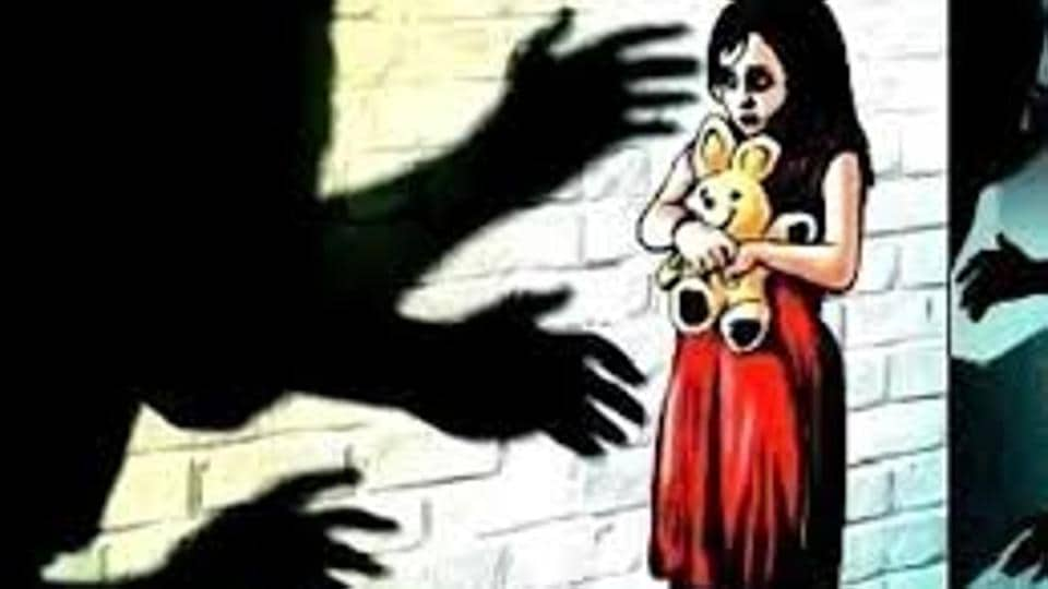 The man was booked under relevant sections of sexual assault and POCSO.