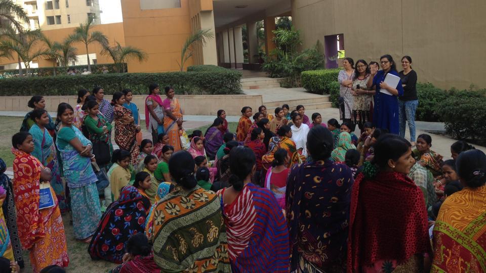 Fresco RWA,RWA household helps,Gurgaon RWA