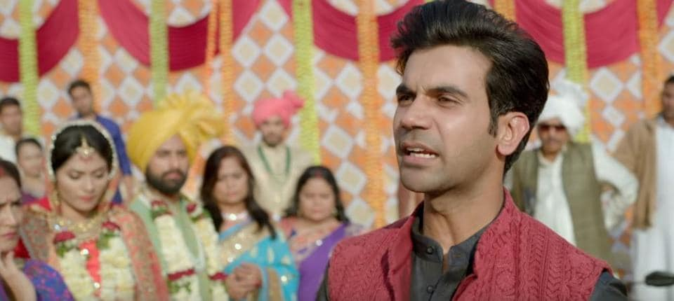 Rajkummar Rao plays Gattu in Behen Hogi Teri.