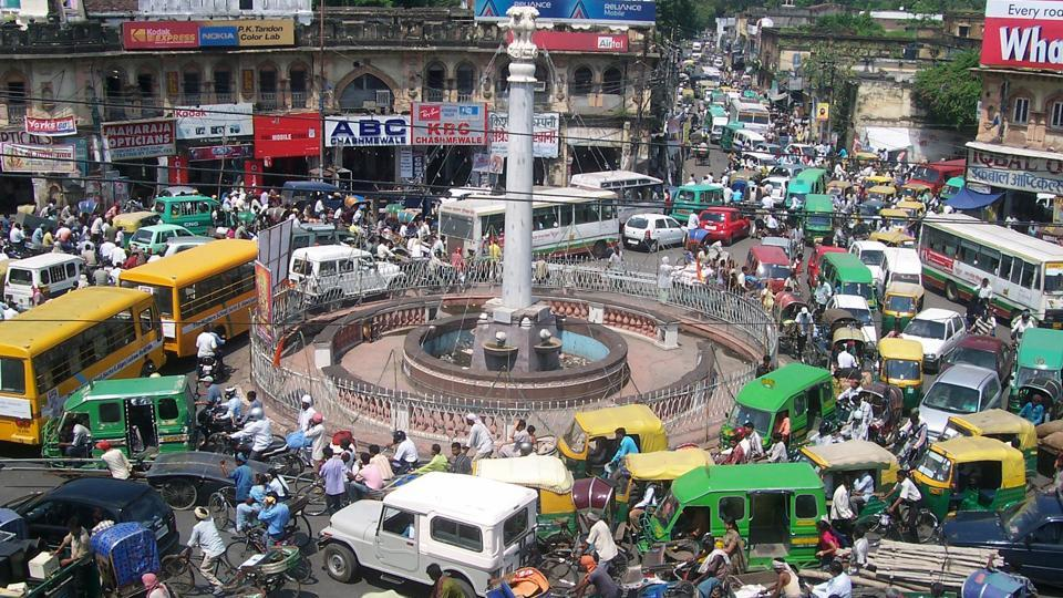 Rs 1,400 crore has been earmarked for Qaiserbagh area.