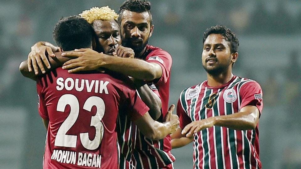 Mohun Bagan will face Maziya S&RC in their AFCCup group-stage encounter.