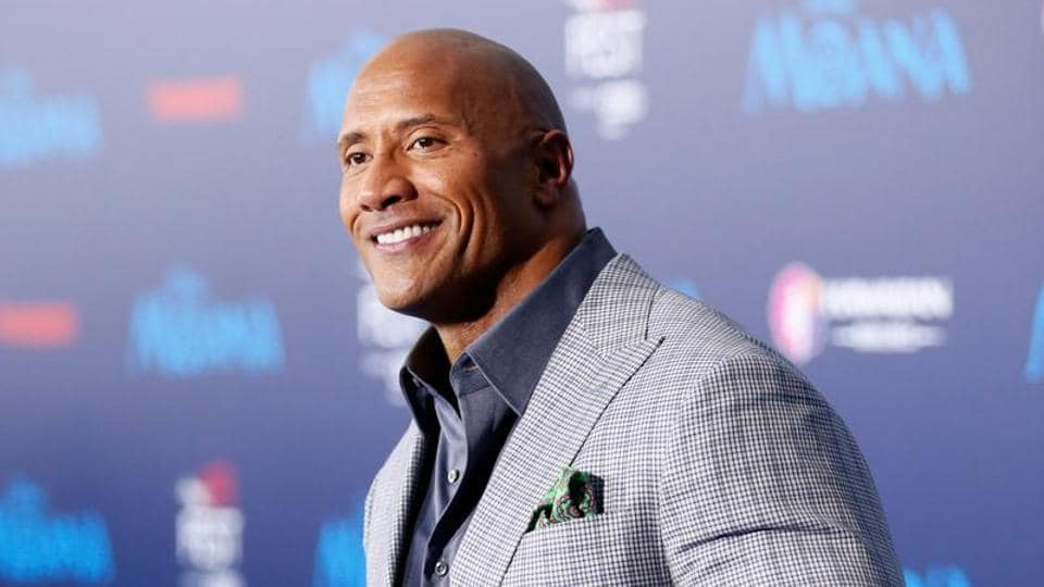 Dwayne Johnson's next is called Rampage and is set in Rwanda.