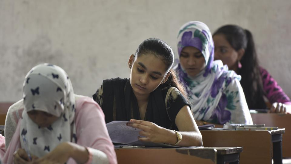 Nearly 4.6 lakh candidates will write the BEd Joint Entrance Examination (2017-19) conducted by Lucknow University on Wednesday, against last year's 3.03 lakh students, officials said on Tuesday.