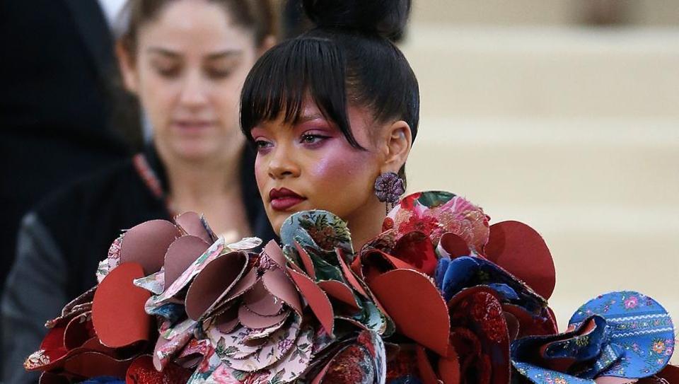 Rihanna,Deepika Padukone,MET Gala