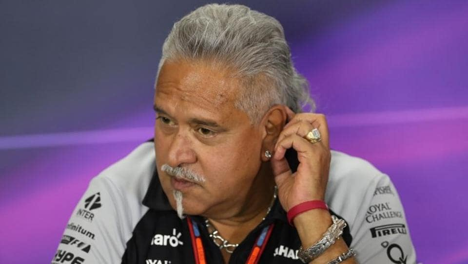 Vijay Mallya was arrested by British authorities last month, then released on bail.