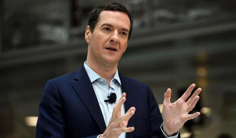 George Osborne,editor,Evening Standard