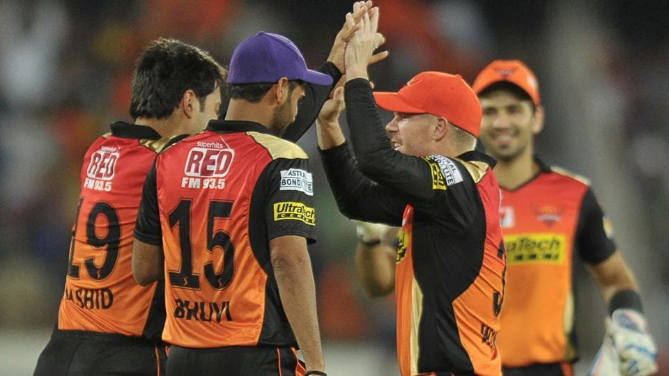 Live streaming of Tuesday's IPL 2017 match between Delhi Daredevils and Sunrisers Hyderabad will be available online. Sunrisers Hyderabad will look to consolidate their place in the top four with a win over Delhi Daredevils.