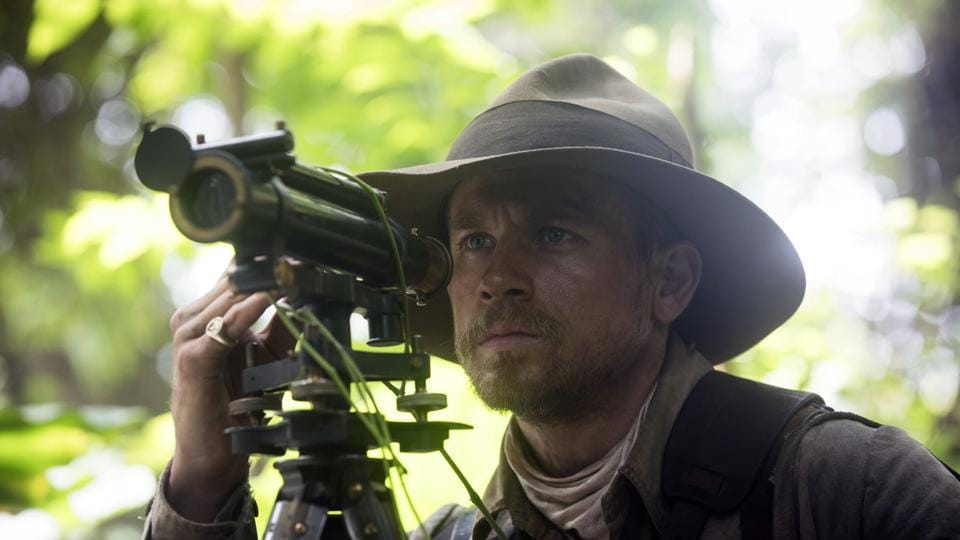 The Lost City of Z,The Lost City of Z India,Brad Pitt