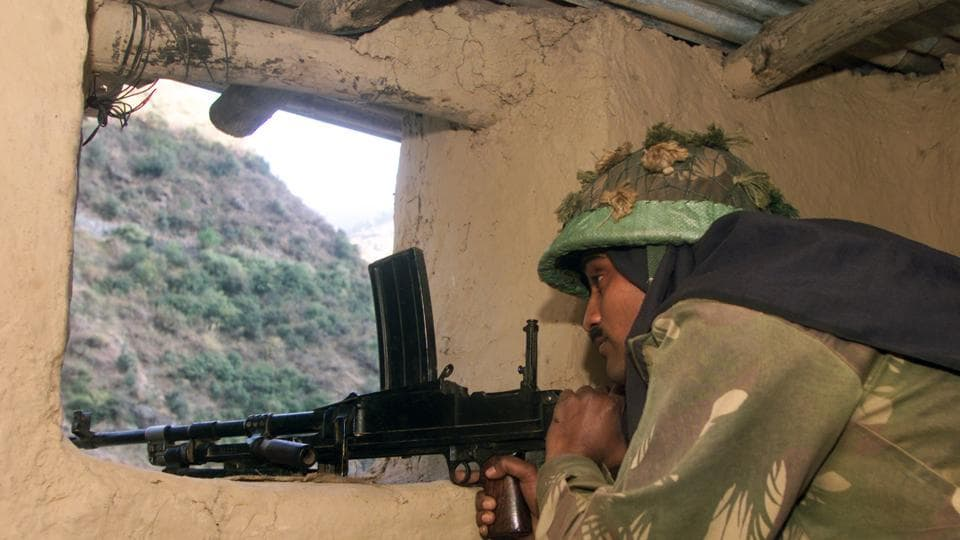 Indian Army,Pakistan Army,Indian Soldeirs mutilated