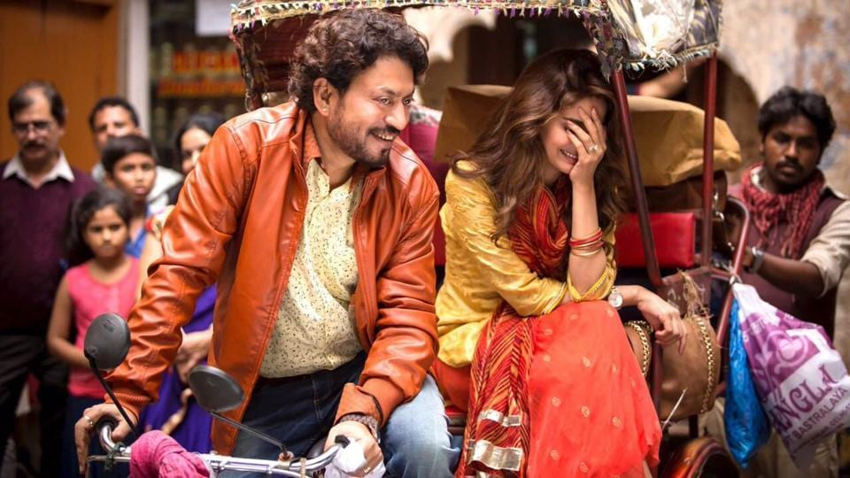 Pakistani actor Saba Qamar makes her Bollywood debut opposite Irrfan Khan in Hindi Medium.
