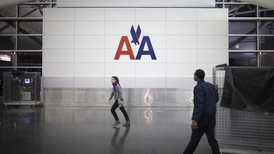 Farkhan Mahmood Shah has alleged that he was discriminated against by AmericanAirlines.