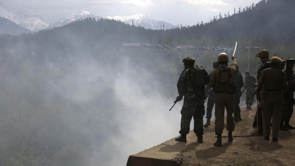 An Indian Army patrol team was taken attacked by Pakistan's Border Action Team more than 250 metres deep inside Indian territory.