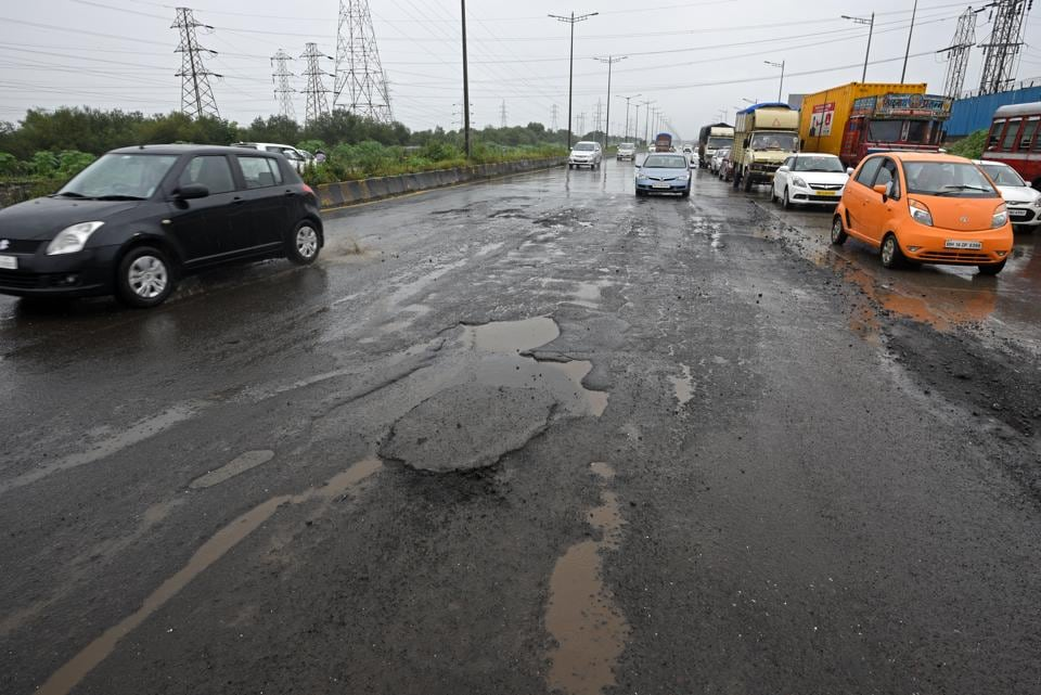 Sion-Panvel highway, where the accident took place.