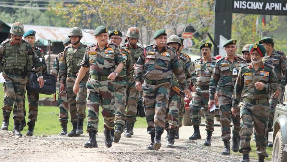 The Indian Army has told its Pakistani counterpart that the killing and mutilation of two of its soldiers was dastardly and inhuman  and merited an unequivocal response.