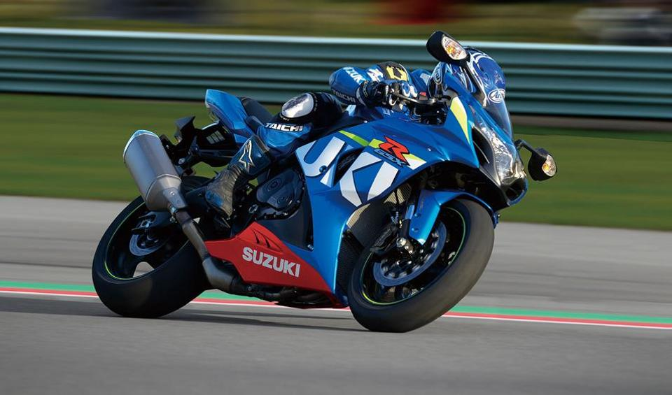 The GSX-R1000 now comes with an aggressive new look with improved aerodynamics and many new features and improvements to match.