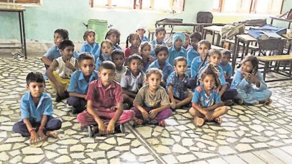 Faridkot,schools,33