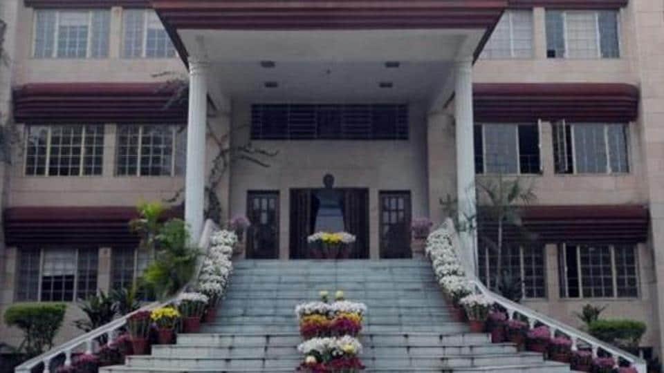 Vivek High school, Chandigarh.