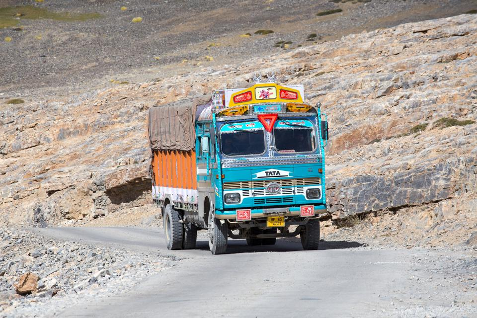 More than 50,000 vehicles use the Manali-Leh highway each year, mostly during the summer months when the mountain passes are free of snow