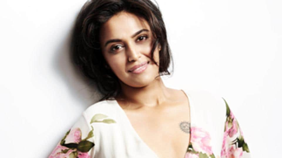 Actor Swara Bhaskar says a true feminist won't say that women are the real victims.