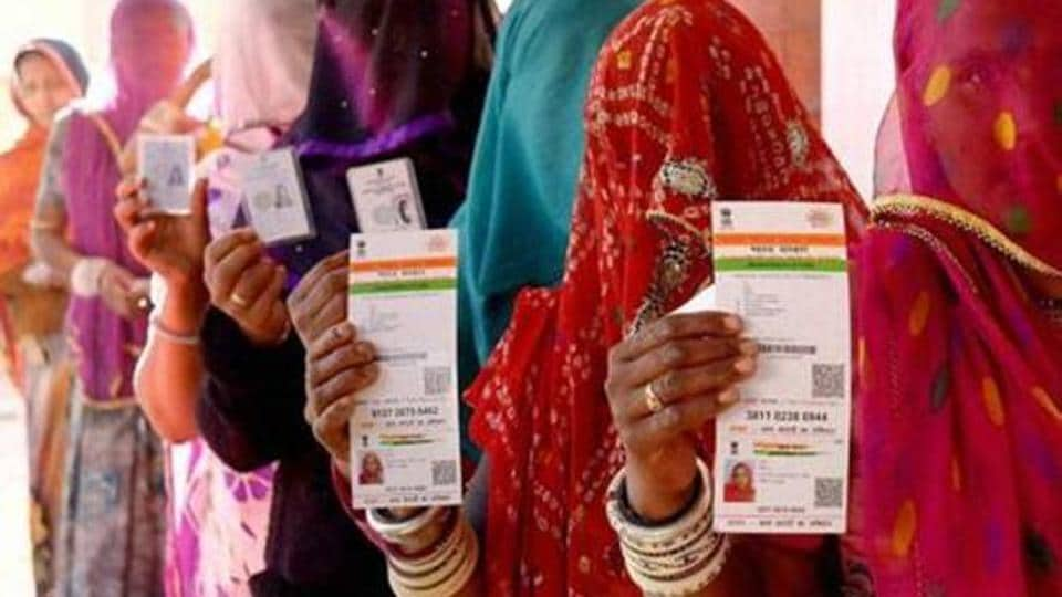The bench is hearing petitions against the Centre's latest move to amend the Income Tax law that makes Aadhaar card mandatory for filing Income-Tax returns and availing PAN cards.