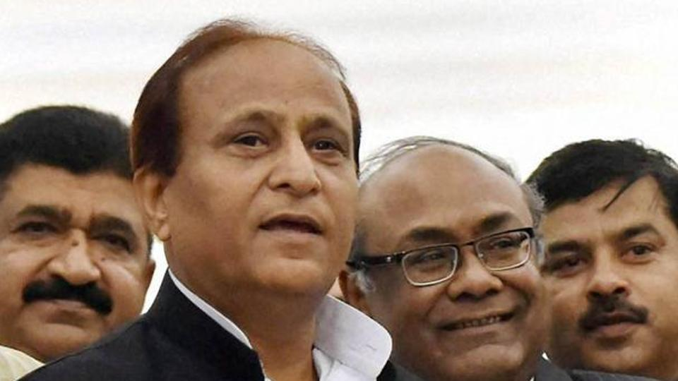 A file photo of Samajwadi Party leader Azam Khan.
