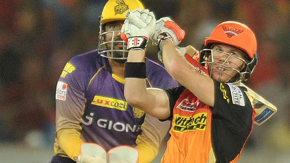 Sunrisers Hyderabad captain David Warner's century in the Indian Premier League match against Kolkata Knight Riders on April 30 proved to be the difference between the two teams and KKRskipper Gautam Gambhir had some difficulty relegating the memories of the punished the Aussie dished out to his bowlers.