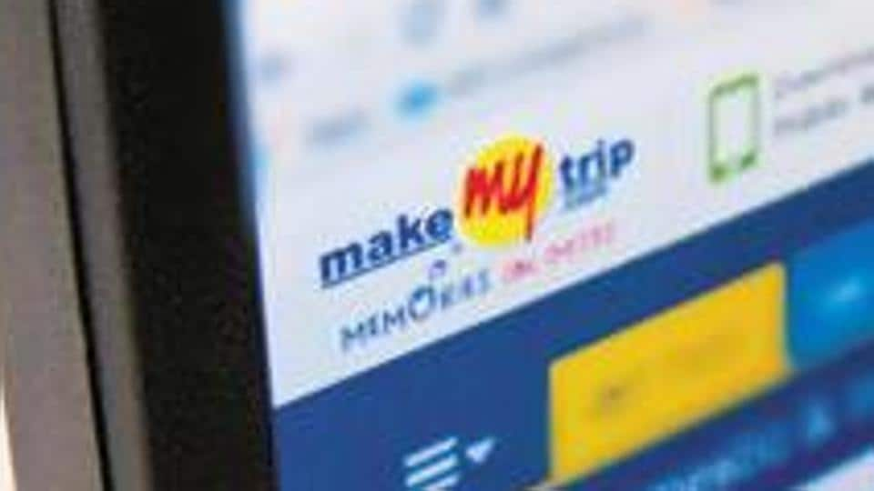 MakeMyTrip,share sale,Ctrip