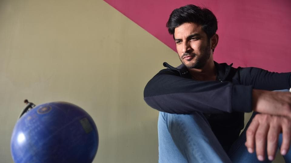 'The Martian' fame John Palmer designs space suit for Sushant Singh Rajput