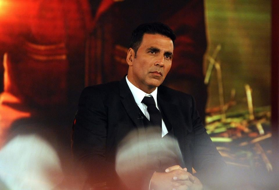 Actor Akshay Kumar says that it was his father who encouraged him to take part in sports, as that was what made him happy.