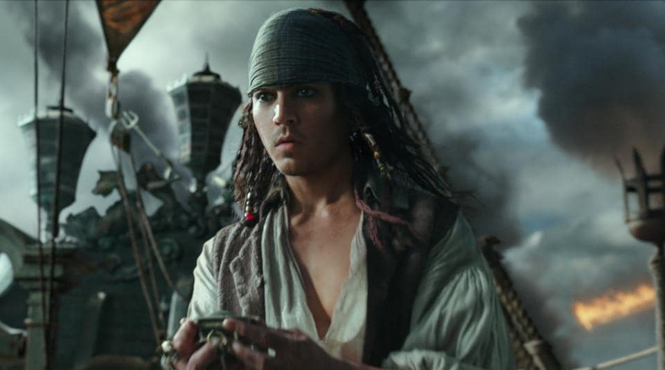 Johnny Depp will return as Captain Jack Sparrow for the fifth time in the upcoming film.