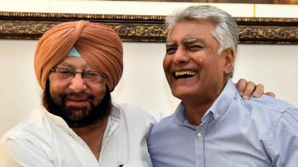 HT Punjab news digest,Congress,Sunil Jakhar
