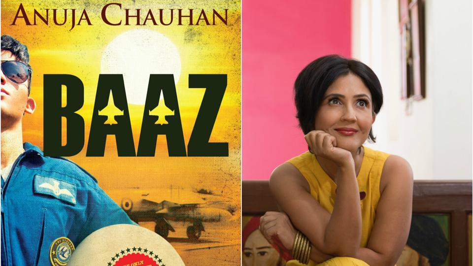 Anuja Chauhan,Anuja Chauhan Baaz,Ishaan Faujdaar